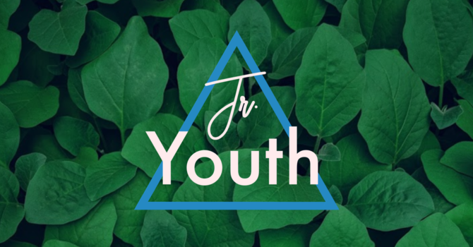 Jr. Youth Minsitry