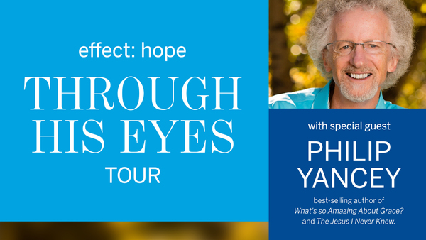 Philip Yancey Tour