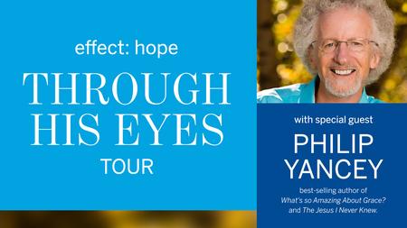 Philip Yancey Tour