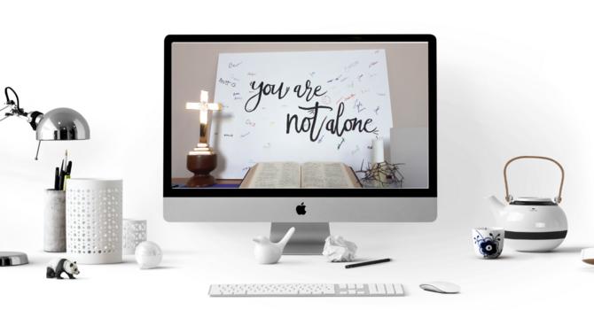 Online Church  image