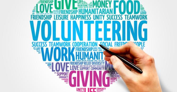 Volunteers Needed!  image