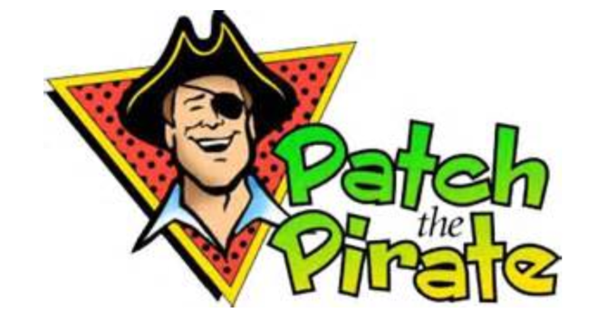 Patch the Pirate Club Ministry