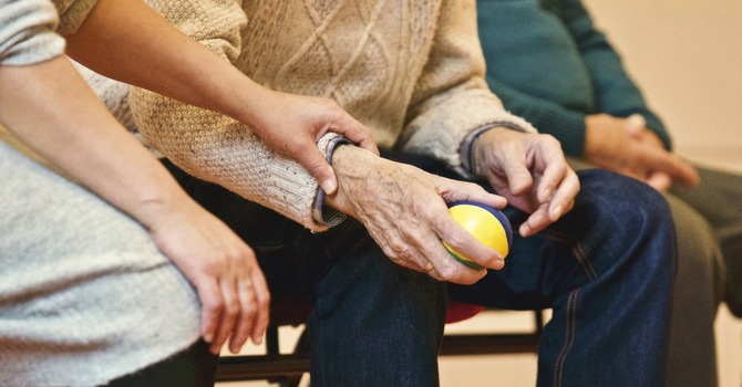 Side by Side (Caring for Those with Dementia)
