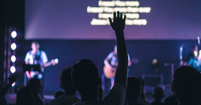Sunday Services  are Physical and in Online Format