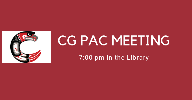 Carson Graham PAC Meeting