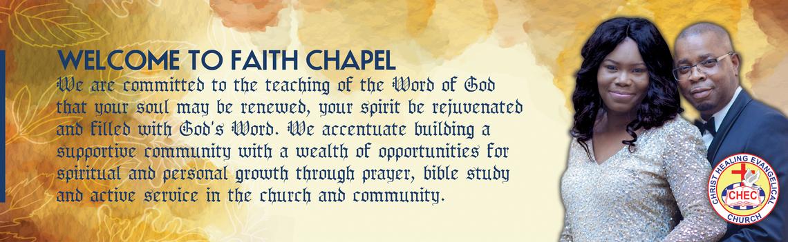 CHEC Faith Chapel