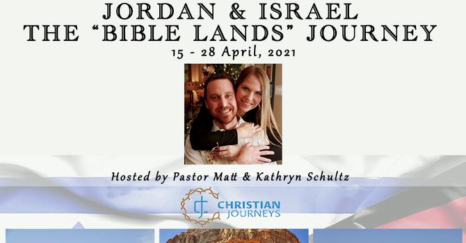 Jordan & Israel Trip