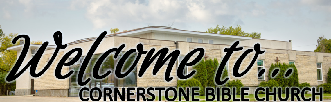 Cornerstone Bible Church