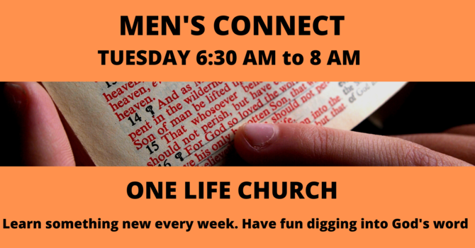 Men's Connect Tuesdays