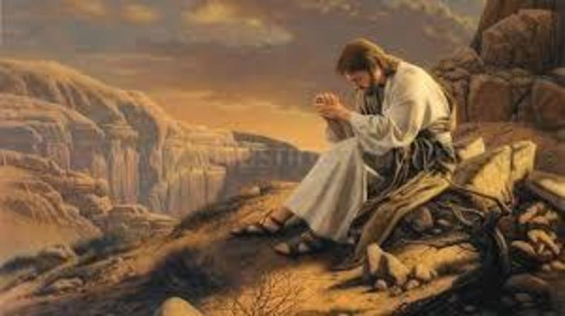 Jesus' Prayer For Us