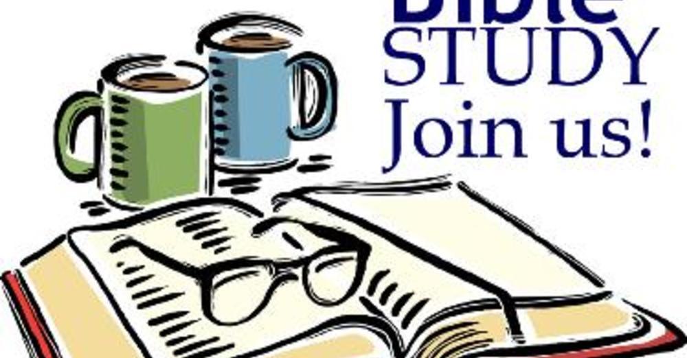 Bible Study - Postponed