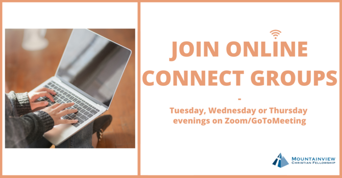 Wednesday Online Connect Group