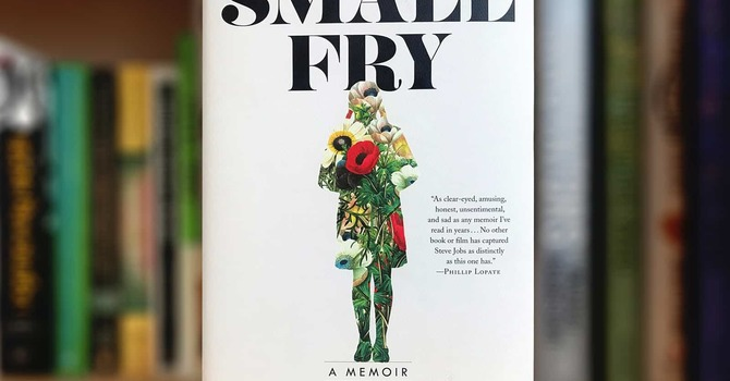 Rosedale Book Club: Small Fry by Lisa Jobs