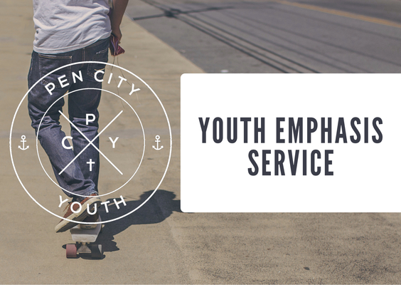 Youth Emphasis Sunday 2017