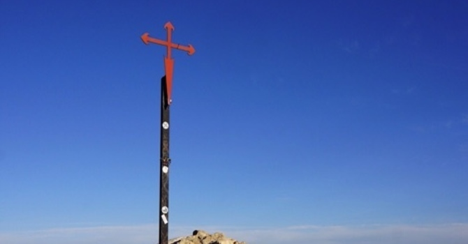 Space for God - Temptations in the Wilderness image