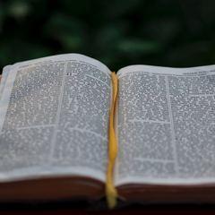 Bible aaron burden 5boq692zjo4 unsplash