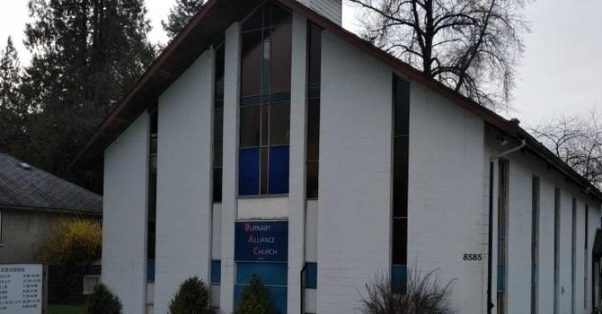 Anchor Baptist Church -- Burnaby, BC