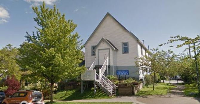 Chinese Tabernacle Baptist  華人會幕浸禮堂  -- Vancouver, BC