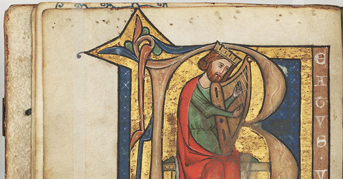 Psalms: An Introduction image