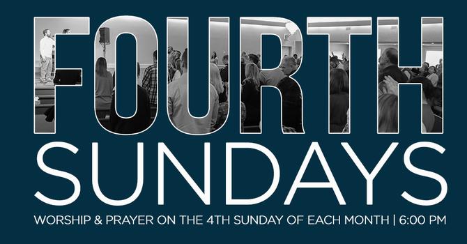Fourth Sundays Worship & Prayer