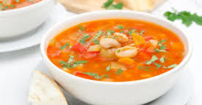 Campus Ministry Soup Group - postponed