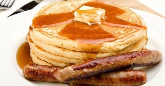 Men's Breakfast - Postponed
