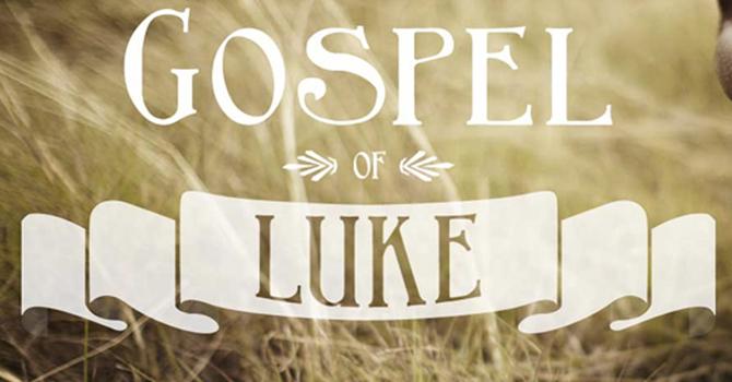 Luke 14:25-35