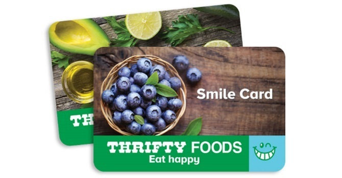Thrifty Smile Cards image