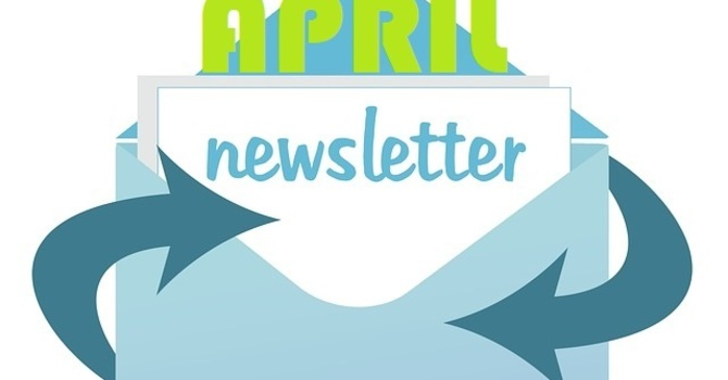 April 2019 Parish Newsletter image