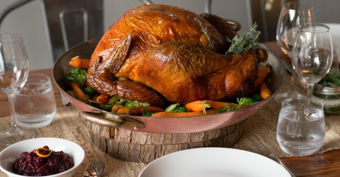 Lets's Talk Turkey: Railtown Catering Offers Thanksgiving To Go image