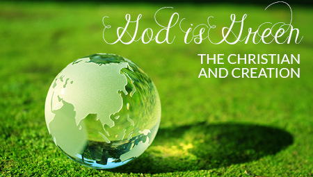 God is Green: The Christian and Creation
