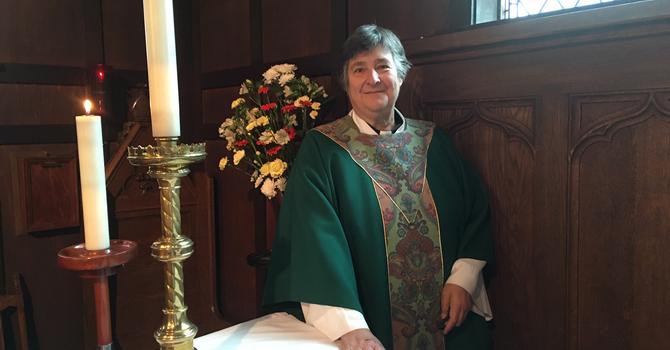 From the Desk of Rev. Elizabeth... image