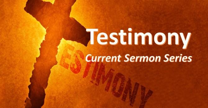 Testimonies of Hope