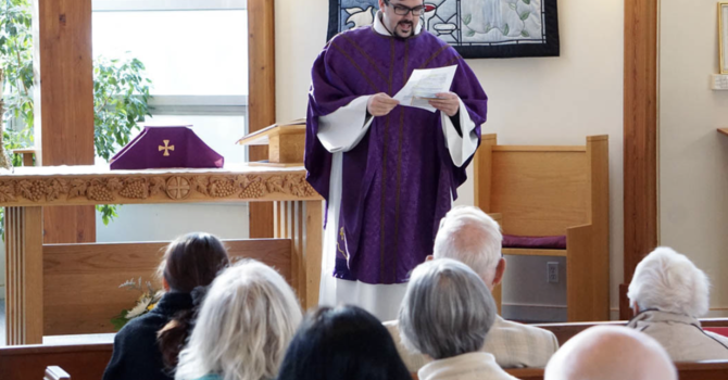 Lent II at St Johns - an article by Randy Murray image