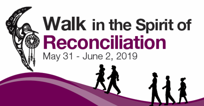 Walk in the Spirit of Reconciliation image