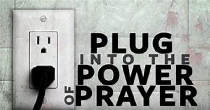 On-Line Prayer Meeting