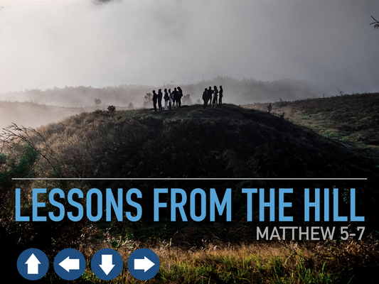 Lessons from the Hill: Values