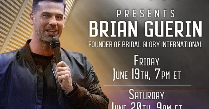 Guest Speaker - Brian Guerin