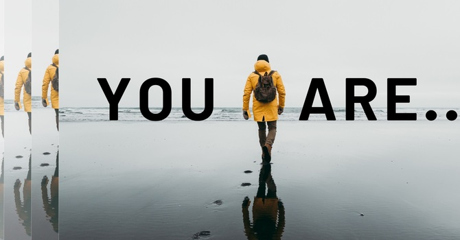 You are....loved