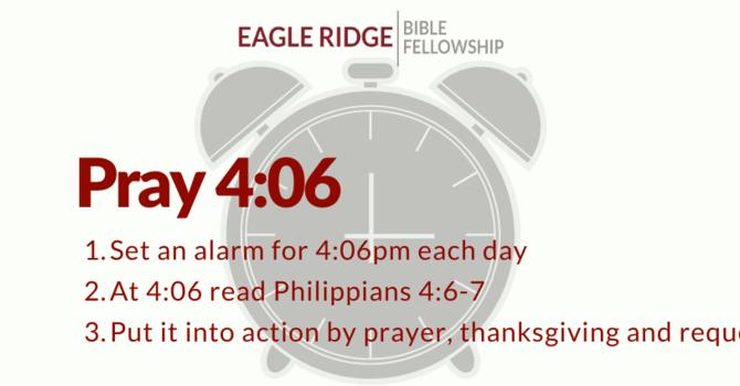 Pray 4:06 Initiative