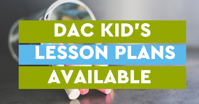 Kid's lesson plans available