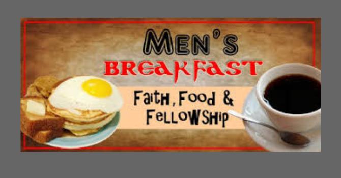 Men's Breakfast ~ CANCELLED