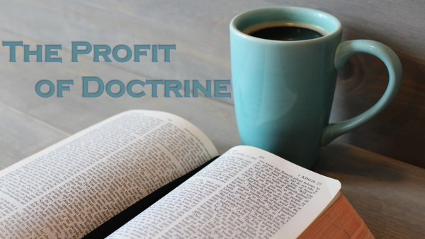 The Profit of Doctrine
