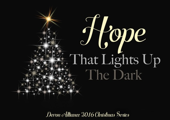 Hope That Lights Up The Dark