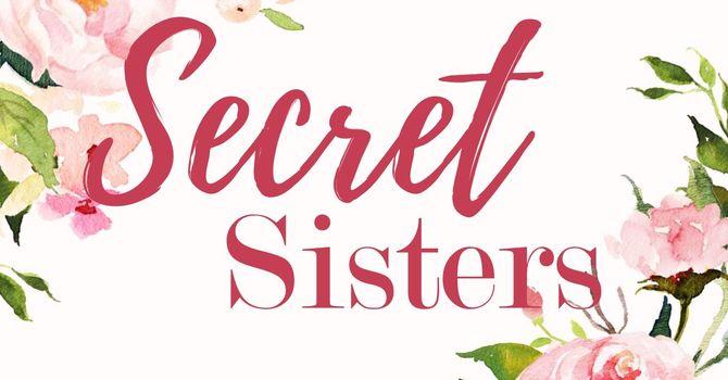 Secret Sister Sign -Up image