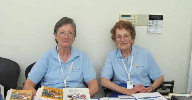 Senior Service Connector