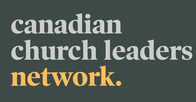 Canadian Church Leaders Network image