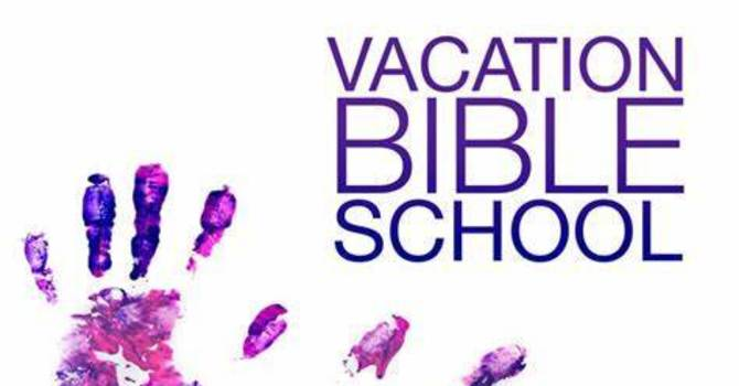 Vacation Bible School:  FOCUS 2020