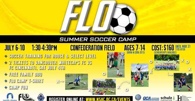 FLO Summer Soccer Camp 2020