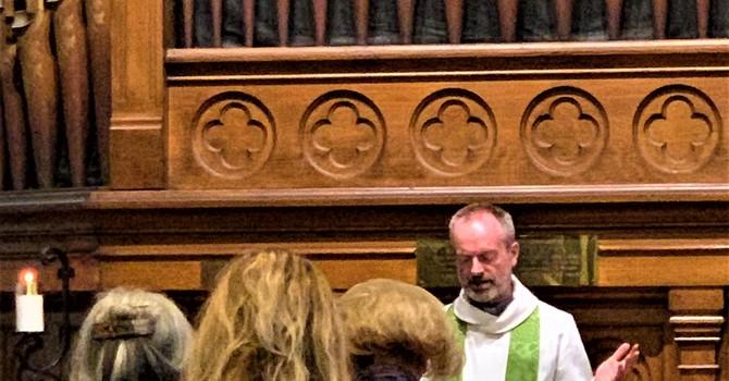 SUSPENDED - Thursday Morning Communion
